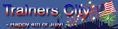 Trainers City - Happy 4th July! -