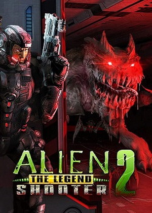 Alien Shooter 2: The Legend Save Game
