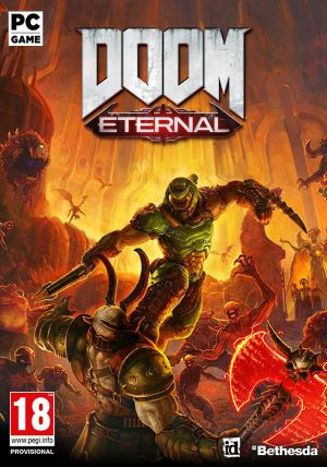 Doom Eternal v18.03..2021 Trainer +20