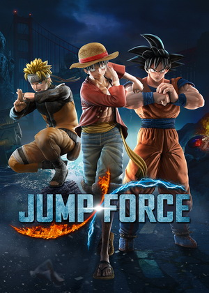 JUMP FORCE v2.04 Trainer +18