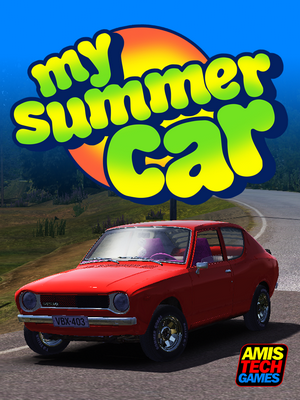 My Summer Car Save Game