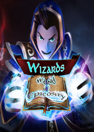 Wizards: Wand of Epicosity Trainer +8