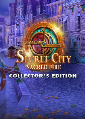 Secret City: Sacred Fire Collector's Edition Trainer +3