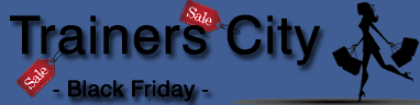 Trainers City - Black Friday! -