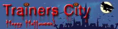 Trainers City - Happy Halloween! -