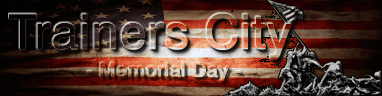 Trainers City - Memorial Day - Celebrate - Honor - Remember -