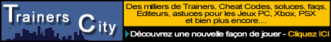 Trainers City - la Bible des Trainers -